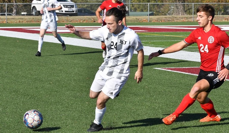 Evangel Men's Soccer Set for Thursday Trip to Park