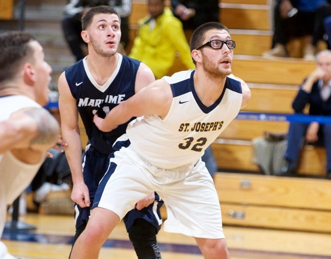 Old Westbury Holds Off Men's Basketball on Saturday