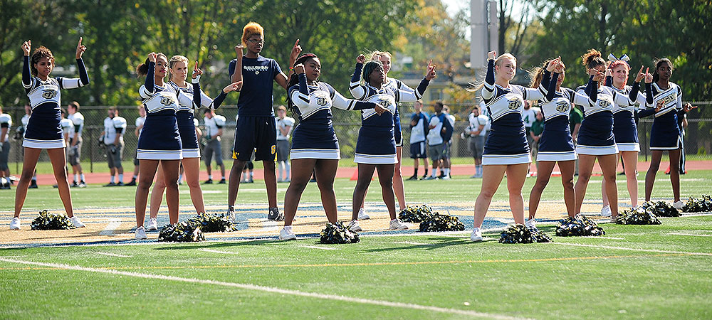 Gallaudet cheerleading to hold tryouts on August 29-30