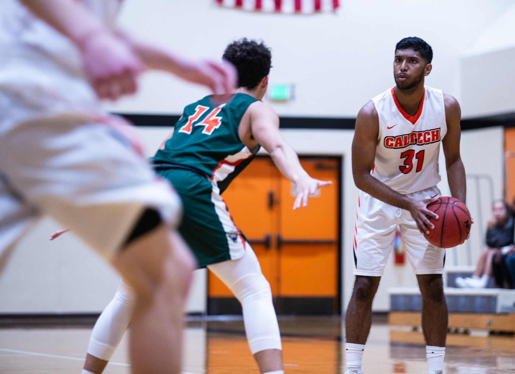 Caltech Men Set Record Turnover Mark Against Sagehens