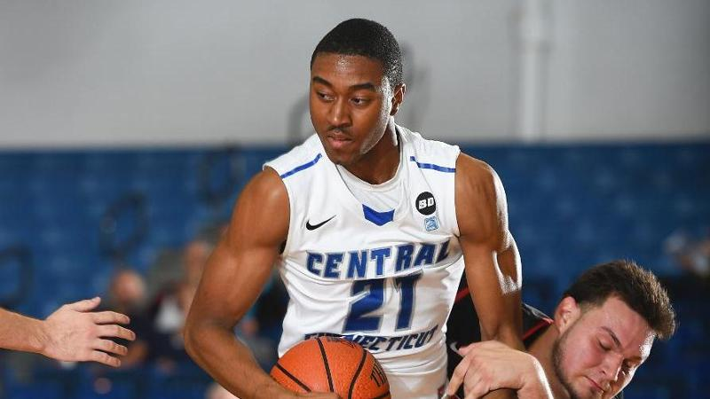 Men's Basketball Stopped at Fordham Saturday