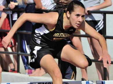 Records Continue to Fall at Emory Track Classic
