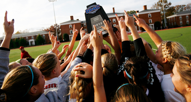 LC Women's Soccer Hosts NCAA Regional Pod, First Two Rounds in Lynchburg