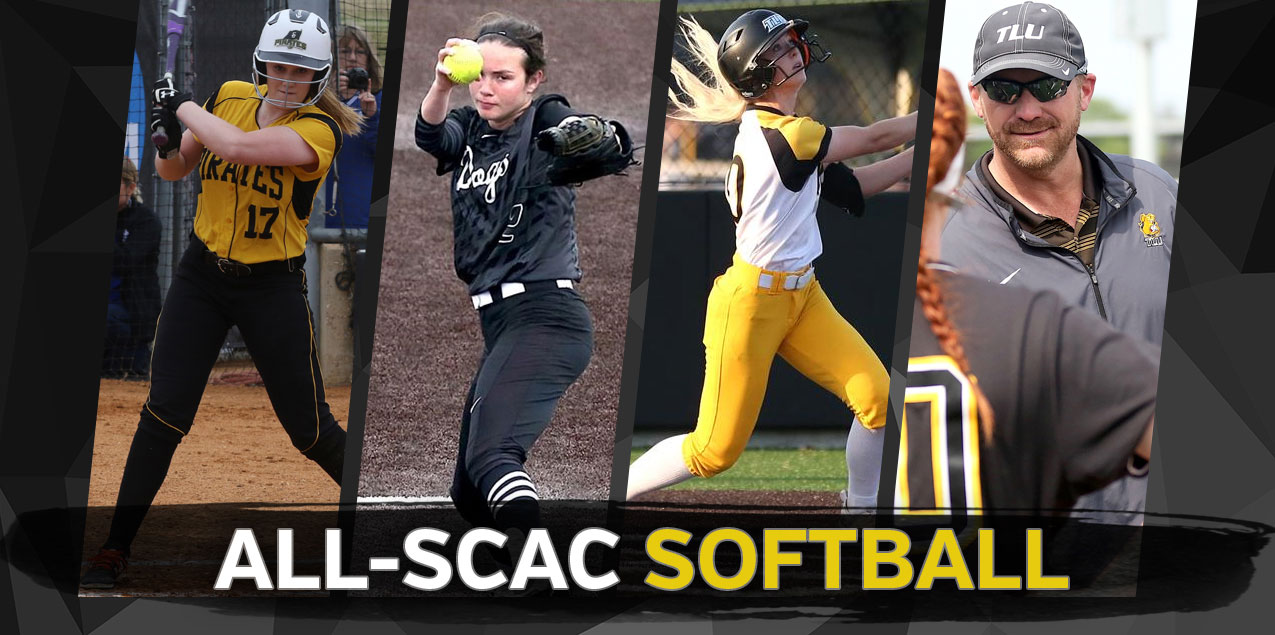 SCAC Announces 2018 All-Conference Softball Team