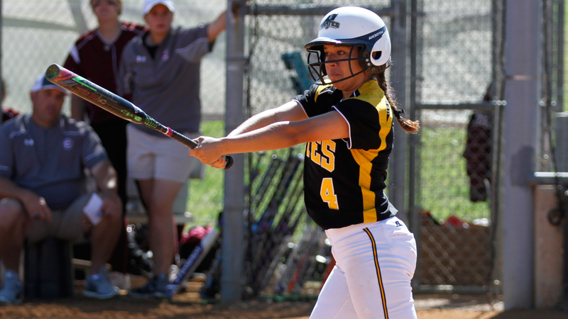 Southwestern softball wins all four games in Florida