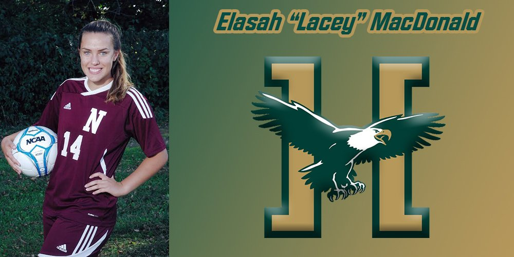 "Women's Soccer Welcomes Elasah ""Lacey"" MacDonald as a 2017 Commitment"