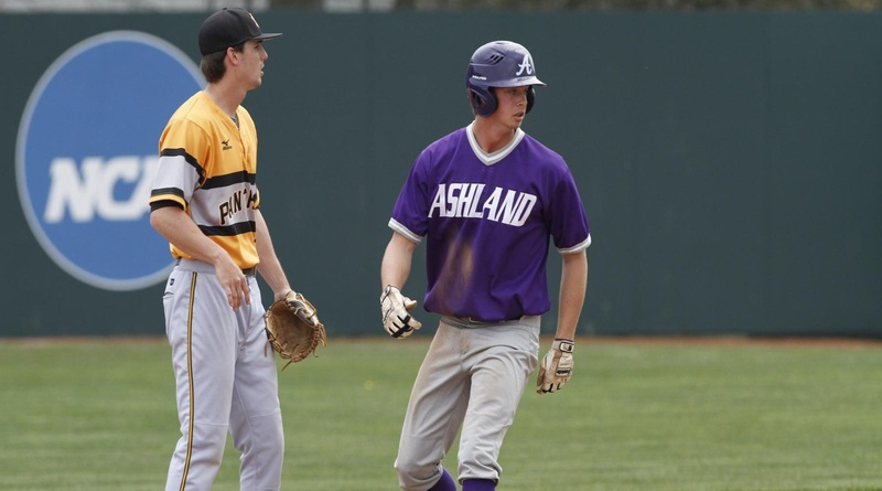 Ashland Baseball Loses Twice At Home To Panthers