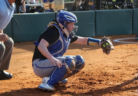 SOFTBALL BATS COME TO LIFE IN 17-9 WIN OVER COLLEGE OF ST. ELIZABETH