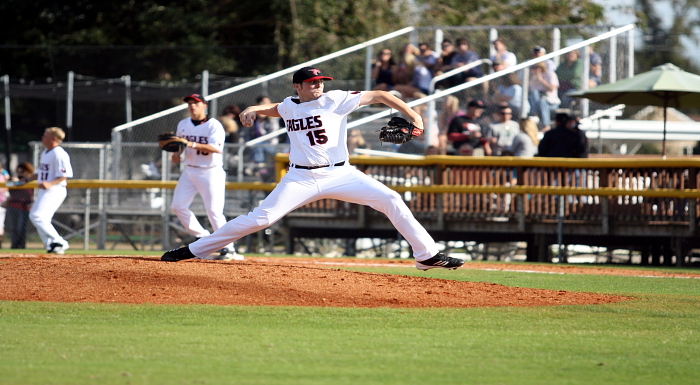 Polk's Asher Selected by Texas Rangers in Fourth Round of 2012 MLB Draft