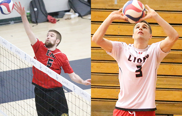 Andrew Jayne, Kenny Sorensen Named to NECC Academic All-Conference List