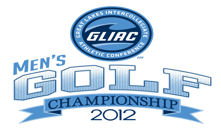 Men's Golf Moves Up To Second Place After Two Rounds At GLIAC Championships