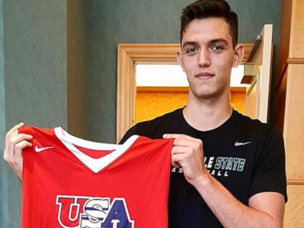 Riefenstahl to Play for Team USA's DIII Brazil Tour