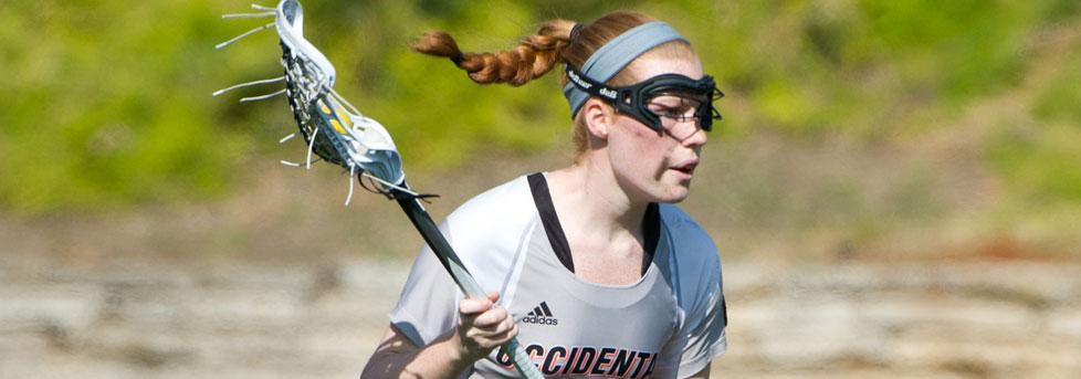 BECK, JARVIS COMBINE FOR EIGHT GOALS IN OXY WIN
