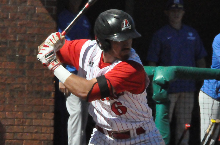 Baseball: Panthers pound Methodist 11-1 to complete three-game sweep