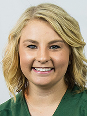 Megan Stapley, Southern Virginia, Softball, Freshman