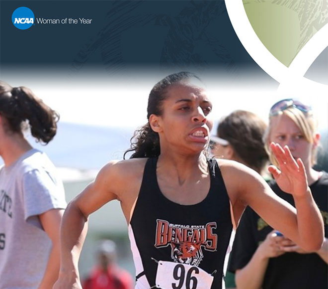 Vann honored in NCAA top 30 for 2016 Woman of the Year Award