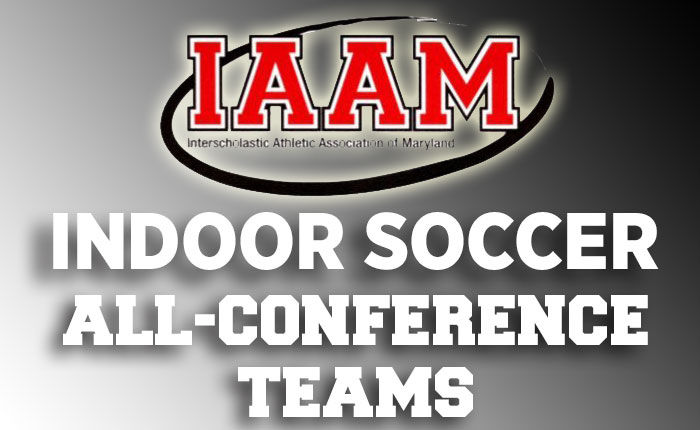 The IAAM Proudly Announces the 2016-17 Indoor Soccer All Conference Teams