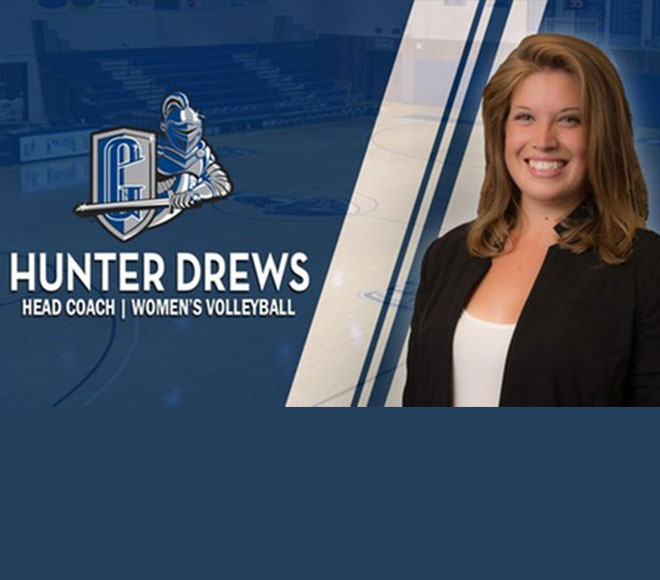 Drews Named Head Women's Volleyball Coach at Geneseo