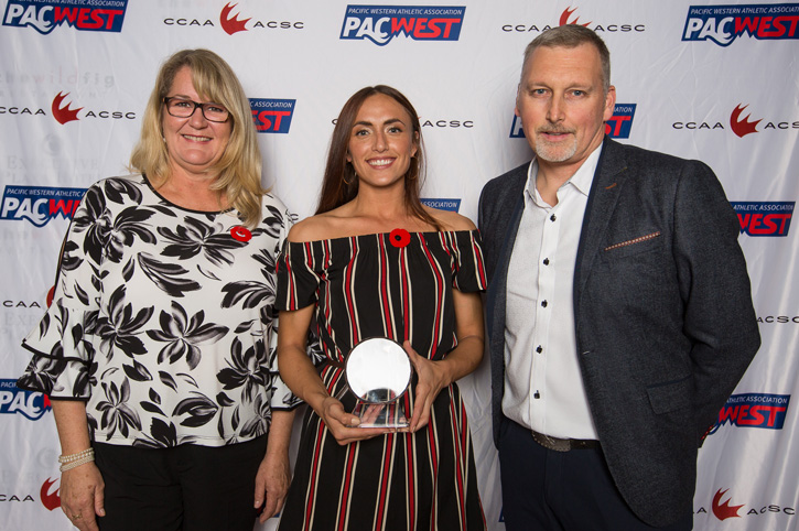 Kovacevic named CCAA Women's Soccer Player of the Year