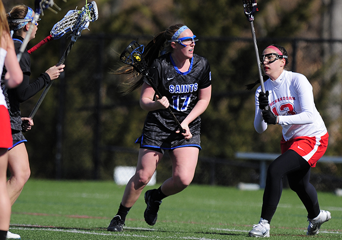 Women's Lacrosse Falls at #2 Salisbury