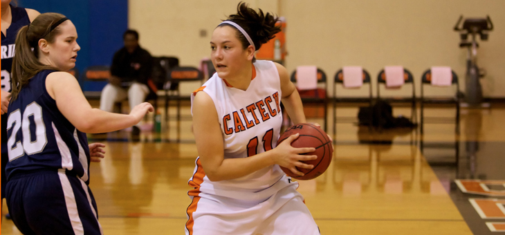 Caltech Ends Road Play with Loss to CMS