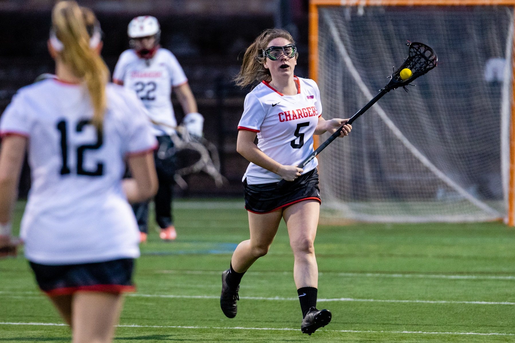 WOMEN'S LACROSSE DROPS CONFERENCE GAME TO WILMINGTON UNIVERSITY