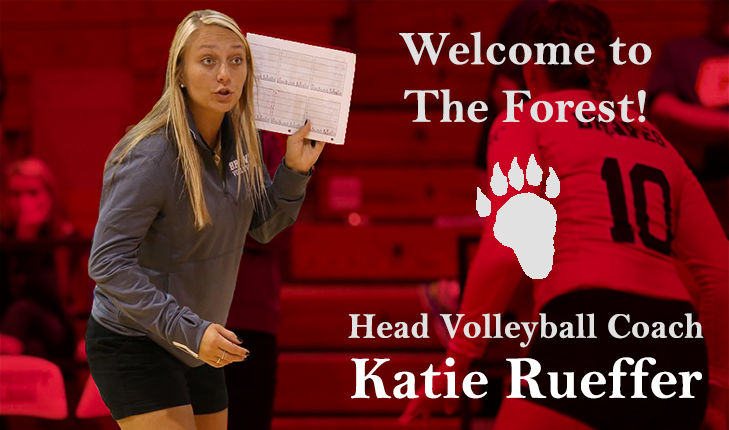 Katie Rueffer Named Head Coach of Forester Volleyball Team