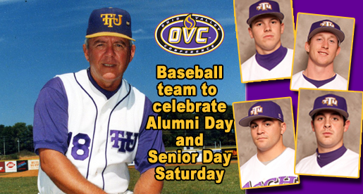 Saturday's baseball game to feature Alumni Day, Senior Salute
