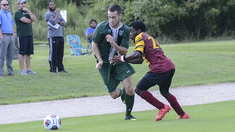 Men's Soccer Falls to Louisburg