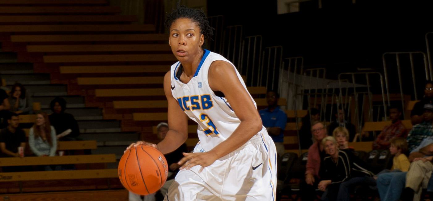Gauchos Can't Match Up With Anteaters, Fall 61-53