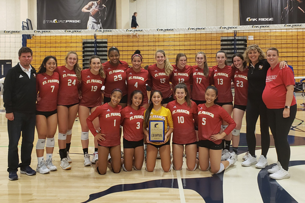 Volleyball Wins Chris Craft Invitational