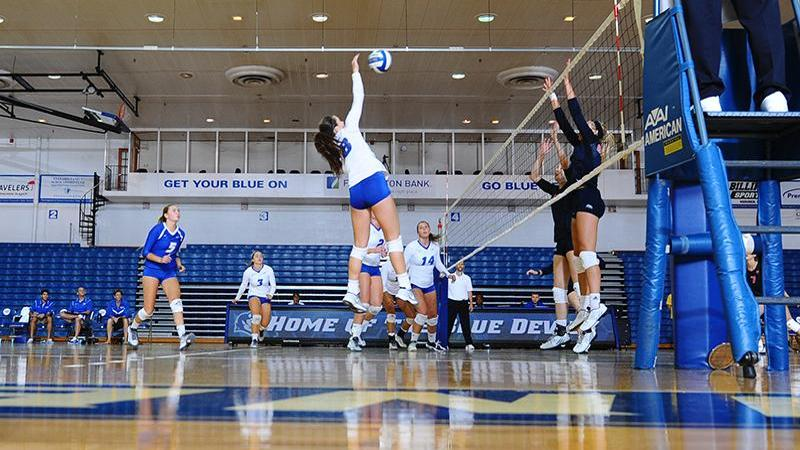 Volleyball to Host Fall Tune-Up Clinic