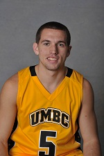 Joey Getz scored 9 pts. in his lone effort vs. UNH in 2012.