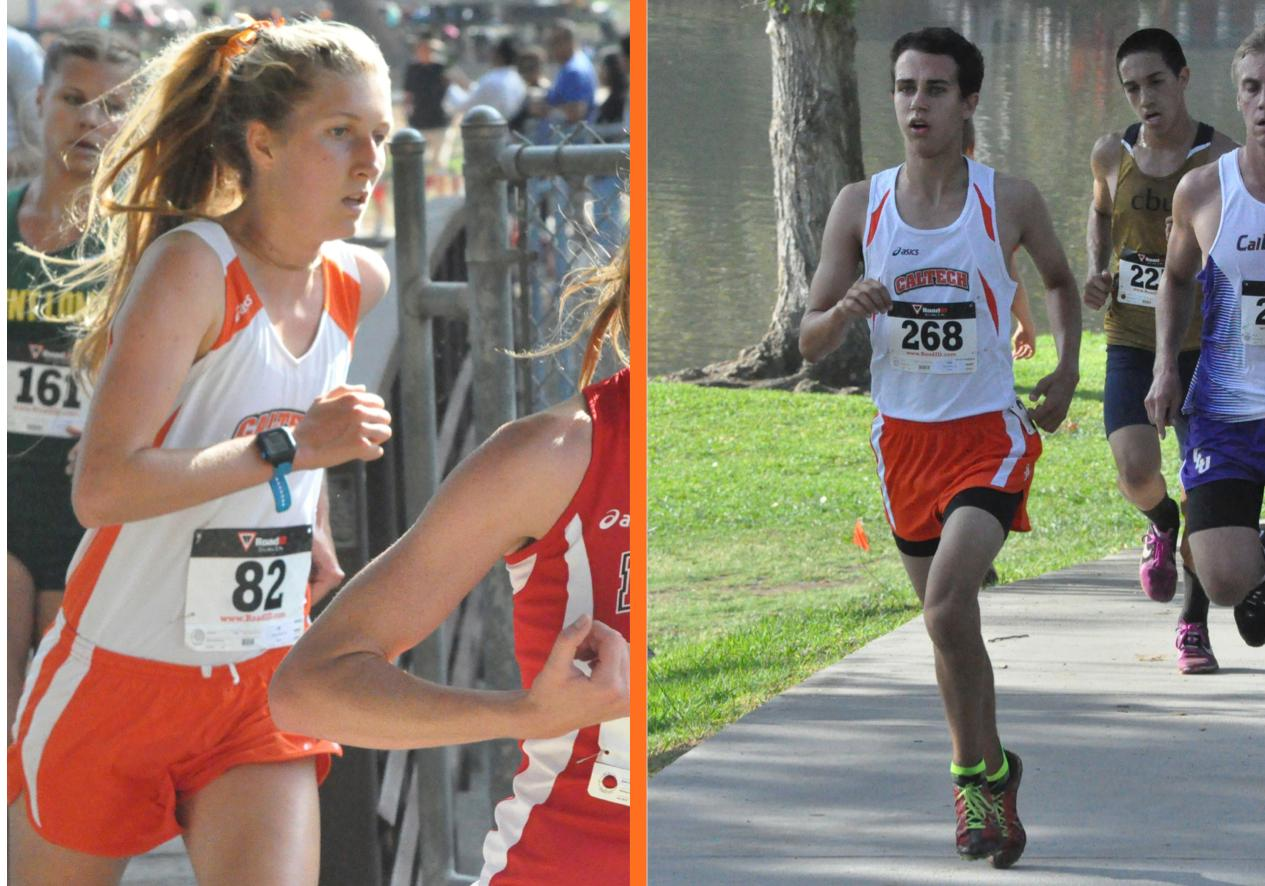 Records Fall for Cross Country at Biola Invitational