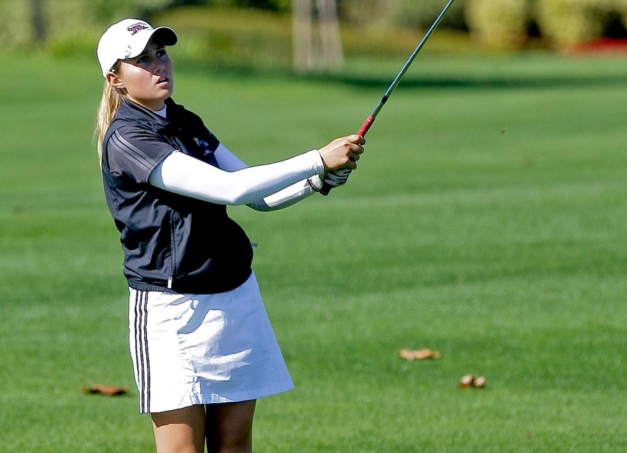 SCU Women's Golf Wraps Up Day One of Cowgirl Classic