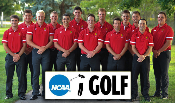 Ferris State Men's Golf Moves Up One Spot After Second Round At NCAA Super Regional
