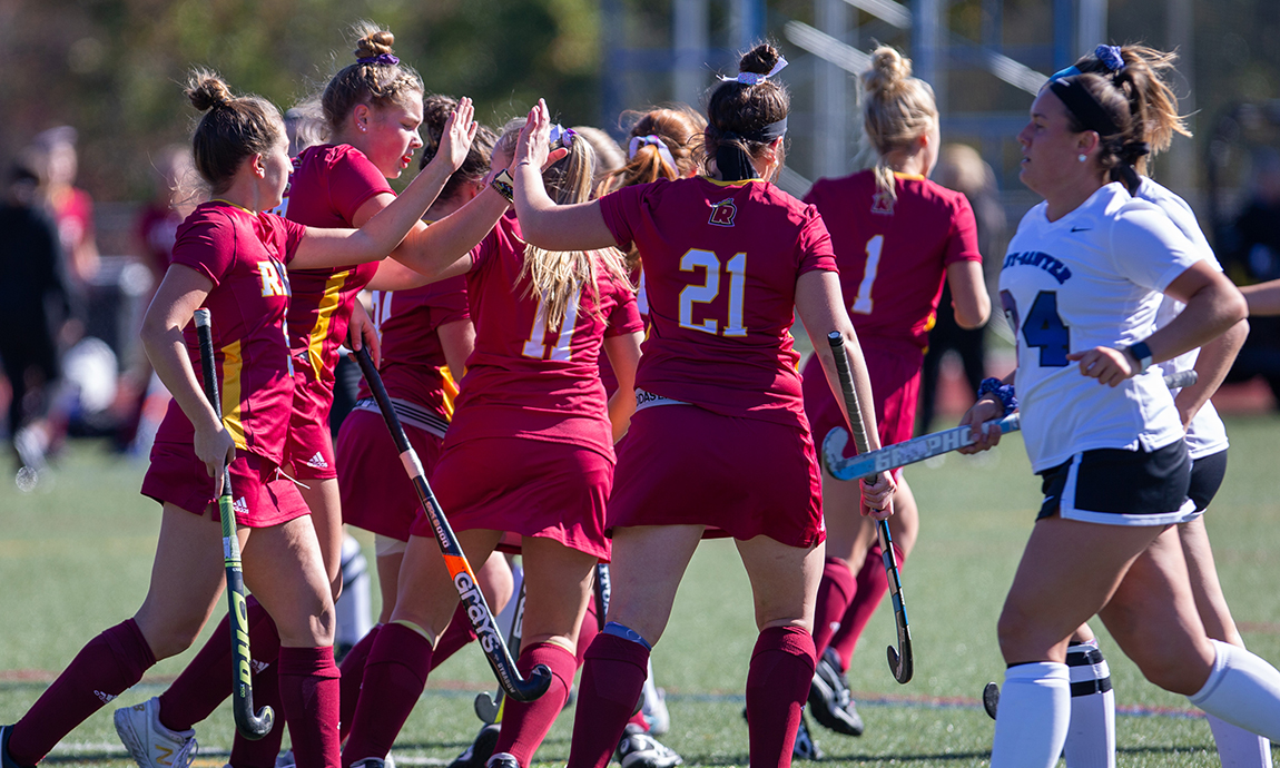 Field Hockey Advances to GNAC Semifinals