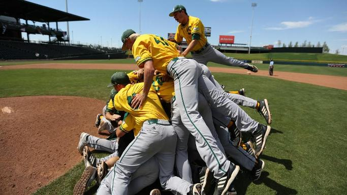BASEBALL IN SAN LUIS OBISPO NCAA REGIONAL, OPENS VS. CAL POLY FRIDAY