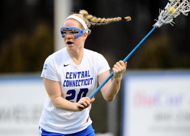 Women's Lax Falls to #19/20 Stony Brook