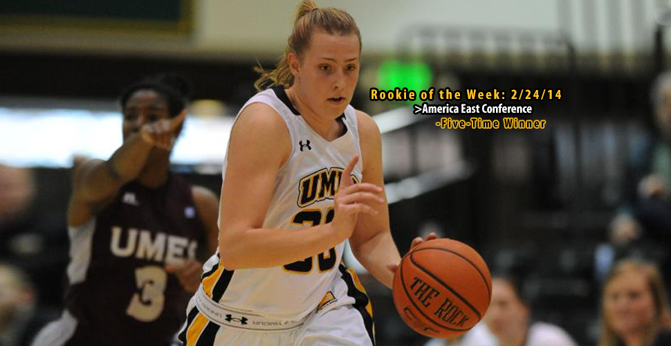 Tarbert Tabs Program-Record Fifth America East Rookie of the Week