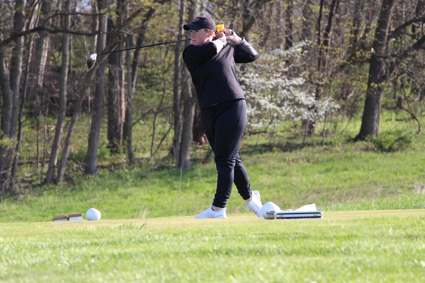 Women's Golf Opens Play at GLIAC Championships