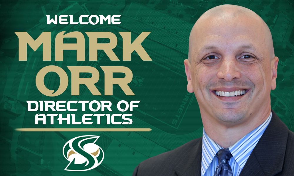 PRESIDENT NELSEN NAMES MARK ORR DIRECTOR OF ATHLETICS