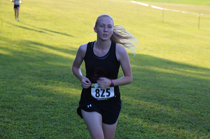 Cross Country: Panthers set 11 personal records at Foothills Invitational