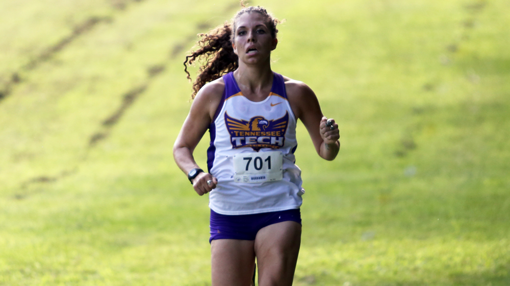 Golden Eagle women's cross country places 21st at NCAA South Regionals