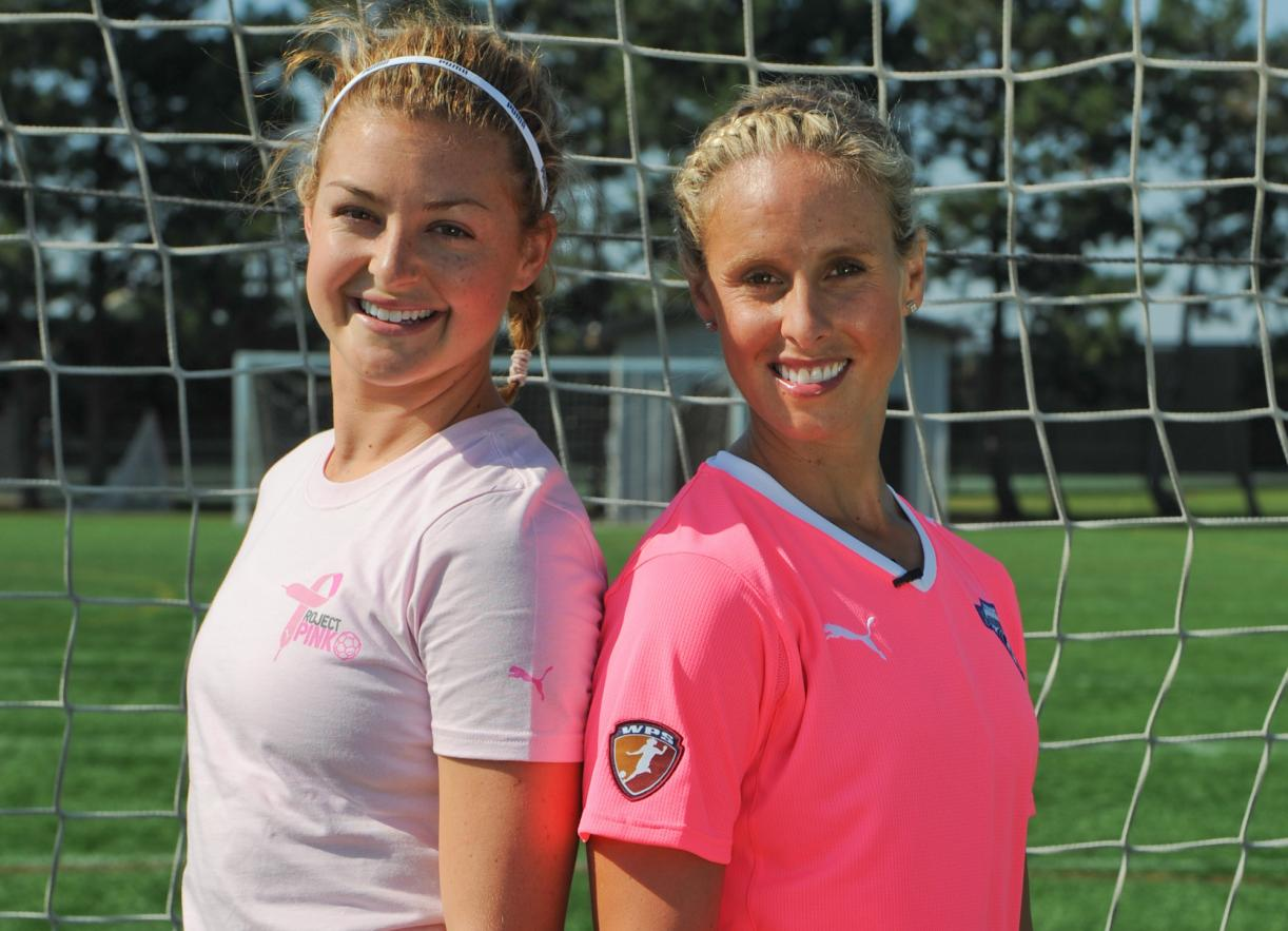 Sharing Success: Angeli and Osborne Star in WPS