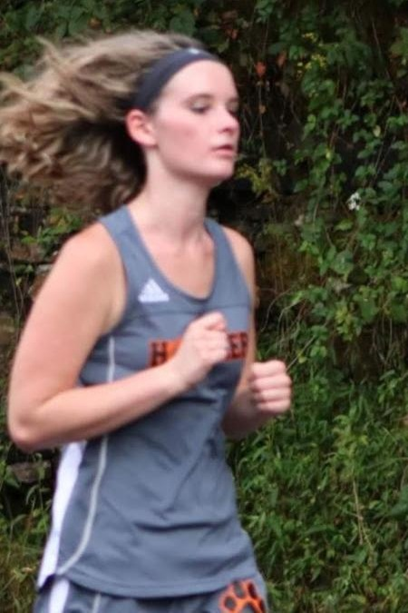 Madison Newberry, Cross Country