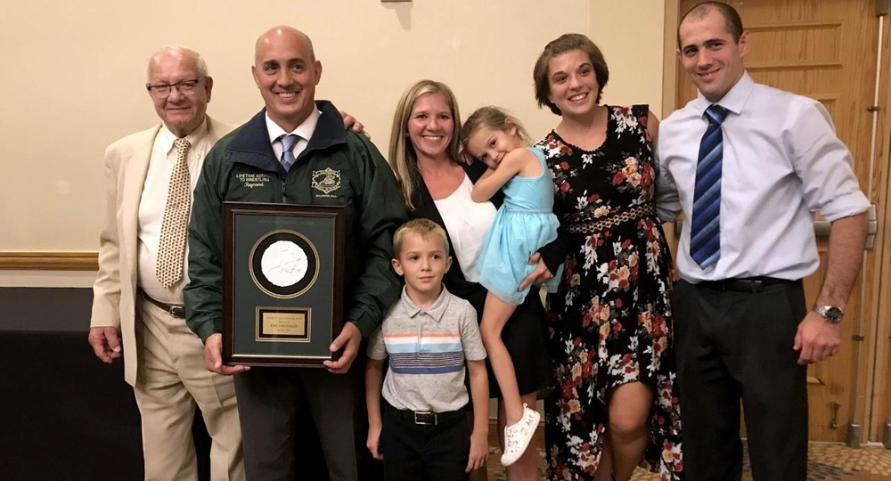 Sako Inducted Into Ohio Wrestling Hall of Fame