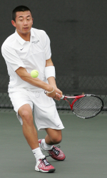 Bronco's Men's Tennis to Face Two Local Rivals This Week
