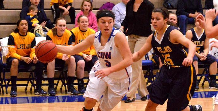 Second half surge gives Women's Basketball home win over Lakeland