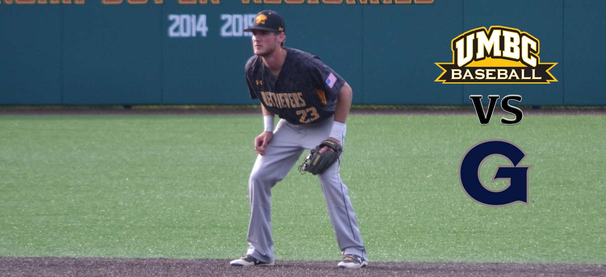 UMBC Baseball Returns to Action Against Georgetown on Tuesday at Alumni Field